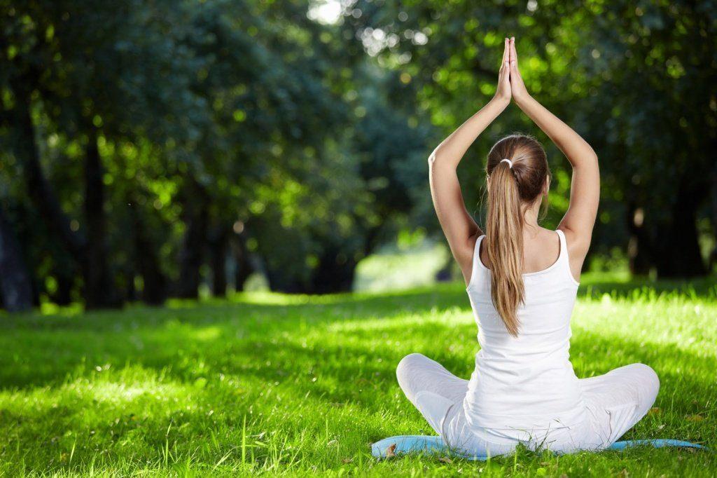 Йога - гармония тела и души