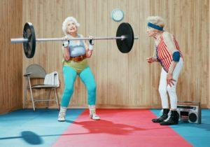Бодибилдинг и возраст