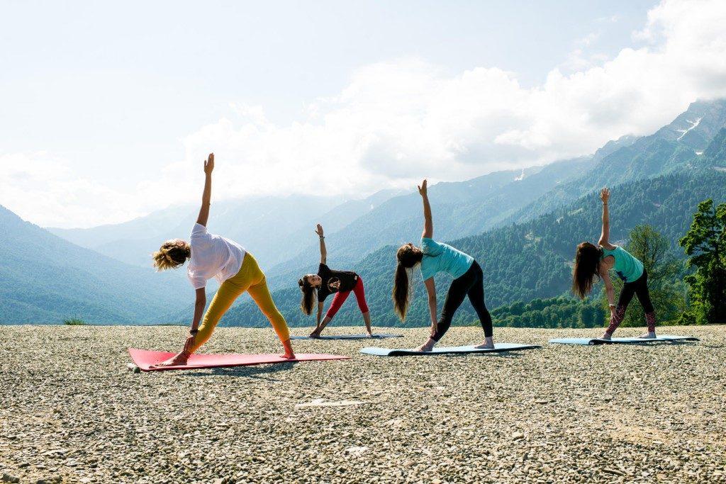 Фитнес-тур в Адыгее