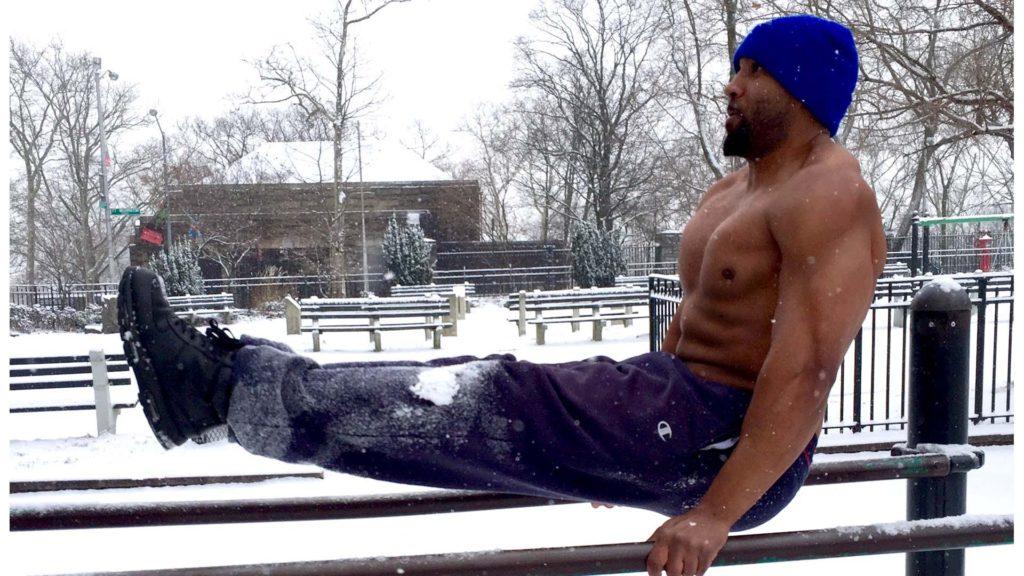 Упадок результативности тренинга зимой