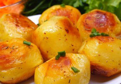 Картофель в бодибилдинге