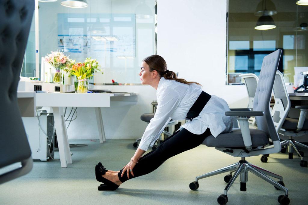 Как похудеть работая в офисе