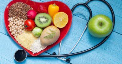 DASH Диета – самая полезная диета
