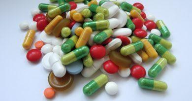 ТОП 6 витаминов для красоты и здоровья