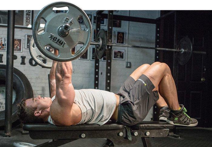 Темп выполнения упражнений для роста мышц